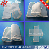 high quality food grade nylon bag filter (size and shape can customized)