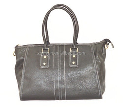 top sale soft PU bag classical tote trendy lady bag