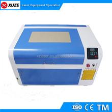 Laser del CNC para CO2 máquinas de corte por láser cuadro 600 * 400 / 1000 * 600 con 80 W 100 W 130 W