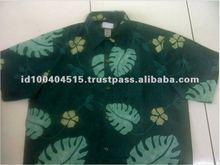 Men's Short Sleeve Printed Shirt