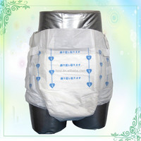 ISO certificated Adult diapers for PE printed