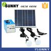 Dependable performance folding solar panel kit 20w