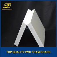 advertis pvc rigid foam sheet white/black