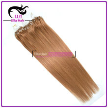 Top quality 100% human micro-ring hair extensions