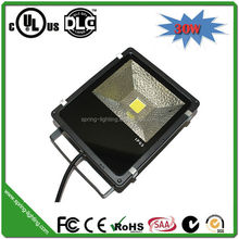 UL/DLC/FCC/CE/ROSH Listed Hot Sell Bridgelux Chip with Meanwell Driver 50w led floodlight