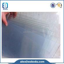 pvc hard gray/black/white/transparent sheet,not foam
