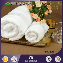 with High Quality jacquard on the border terry bath towelface hand