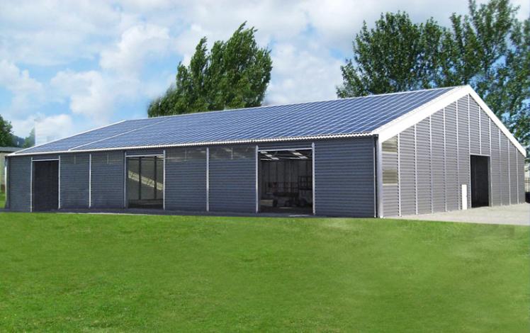 Pas cher prix garage pr fabriqu modulaire motel entrep t pr fabriqu hangar - Maison prefabrique prix ...
