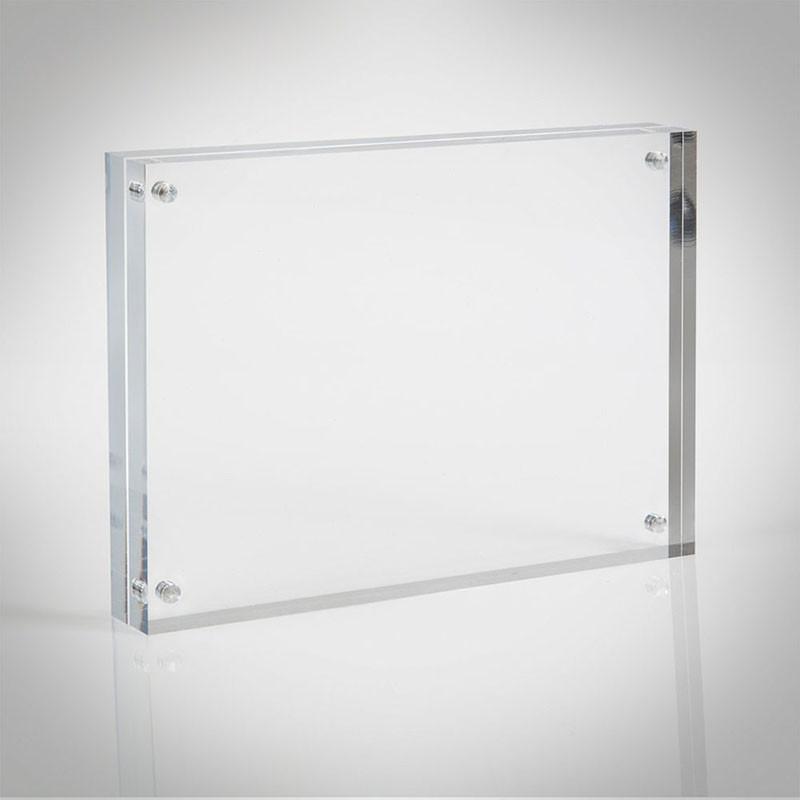 2017 Modern Design Magnetic Acrylic Frameacrylic Magnetic Photo