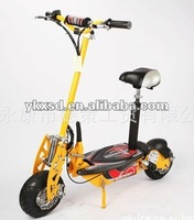 EEC Electric scooter with pedal