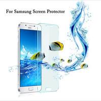 Premium 9H Tempered Glass Screen Protector For Samsung Galaxy J1 J5 J7 Protective Film case For E5 E7 9082 G530 G7106 I9510 G720