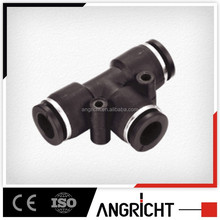 A107 China supplier plastic one touch quick connect fitting