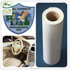 PO hot melt adhesive film for embroidered patch