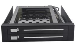 2.5in single bay SATA/SAS aluminum enclosure computer storage hdd box