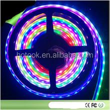 RGB smd5050 WS2811 IC 30led/m 5m/reel DC12V LED strip