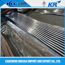 g.i.corrugated sheet 800 mm x 3050 mm x 0.45 mm thickness