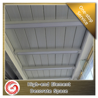 High durability fireproof drop ceiling tiles from China factory