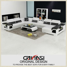 Home furniture,Living room sofas,Modern leather sofa