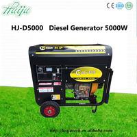 10kw diesel generator/used diesel generator set/used diesel generator for sale