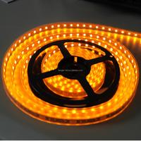 CE&RoHS 12V 60leds Flexible Waterproof LED Strips SMD 5050 Yellow Smart Lighting