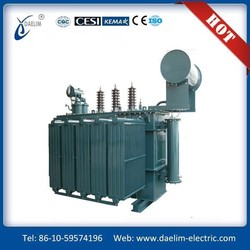 110kv ,S(F)Z series three phase ,three winding,non-excitation-tap-changing power transformer