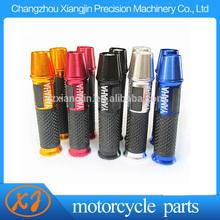 good quality motorcycle handbar alloy handlebar grips for yamaha