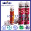 Acrylic sealant, fungicide acrylic sealant