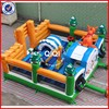 inflatable bouncer castle ,christmas inflatable playground