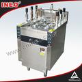 Industrial de acero inoxidable ollas de cocina/grandes ollas de cocina/masa eléctrico automático de la máquina de cocina