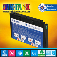 High yield compatible ink cartridge with chip for epson t5852