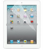 Factory price protective clear screen protector for ipad mini screen guard
