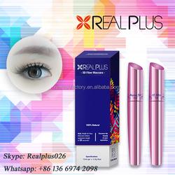 worldwide distributors wanted eye lashes fiber mascara Real plus chinese famous brand 3D mascara