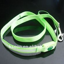 Green Electronic Dogs Leash
