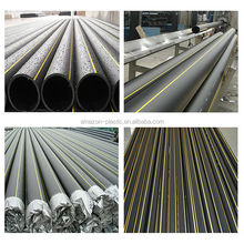 ISO9001 natural gas pipe Dongli Brand
