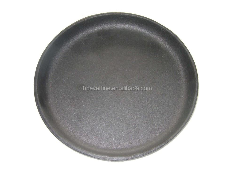 Fonte de fer 8 39 pizza plaque chauffante plaque chauffante - Plaque chauffante cuisine ...