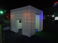 Tent Type Inflatable Photo booth,inflatable spray booth for sale,New Portable inflatable photo booth