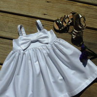 latest frock designs for girls girls boutique clothes party wear plain white baby frock designs