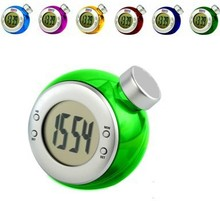 eco-friendly without battery clock water clock