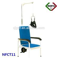 la quiropráctica nfct11 de tracción cervical