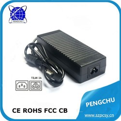 LED LCD ce rohs approved 120w 12v 10a power supply
