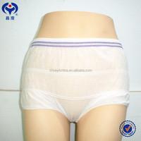 unisex mesh panty disposable net panties