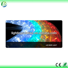 Remote control aluminum with on/ off switch 5050 rgb dream color 6803 ic led strip light 94