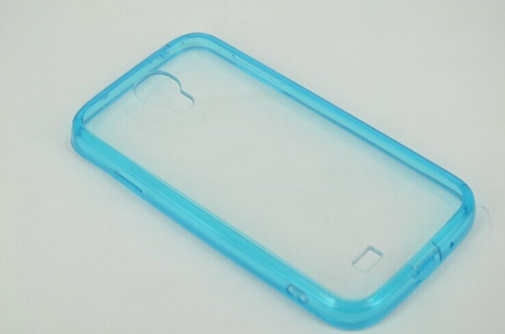 Ultra-thin Soft TPU back cover case For Samsung Galaxy s4