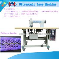 2015 New sewing machine bags shoe lace making machine ultrasonic sewing machine