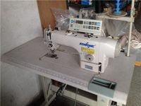 Top quality new chain stich sewing machine