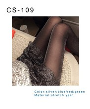 wholesale socks Popular Design Sexy Hot Girl Transparent Stockings For Lady Pantyhose Women Silk Stockings