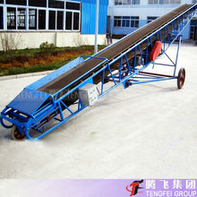Reliable Operation Carbon Steel Belt Conveyors