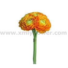 flor de la decoración del hogar ranunculus