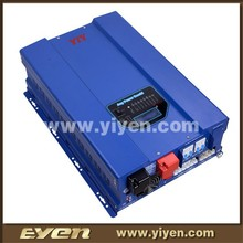 1KW~12KW HP-PV pure sine wave inverter with 40A 48V solar charger controller