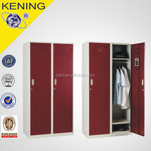 Kid Locker Room Bedroom Furniture/Steel Closet Locker/Steel Wardrobe Lockers